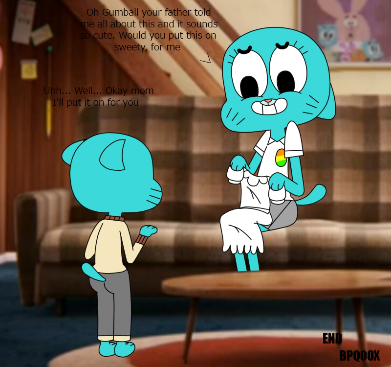 gumball xxx amazing of world the League of legends ge hentai