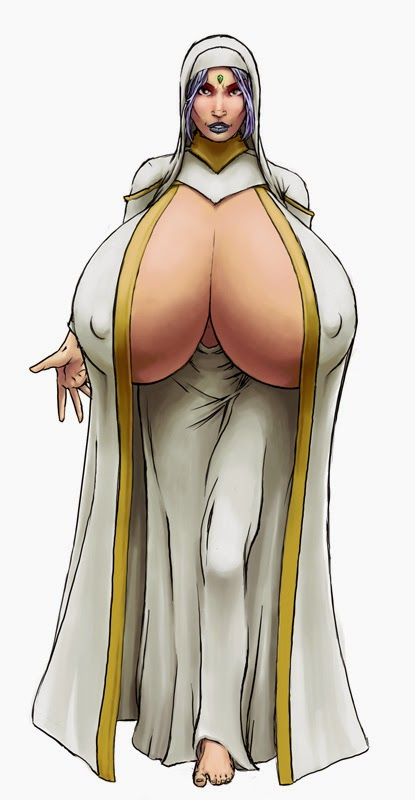 the queen opala legend of Assault android cactus