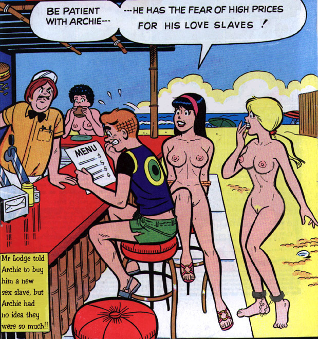 betty veronica and comics porn John persons the pit tumblr