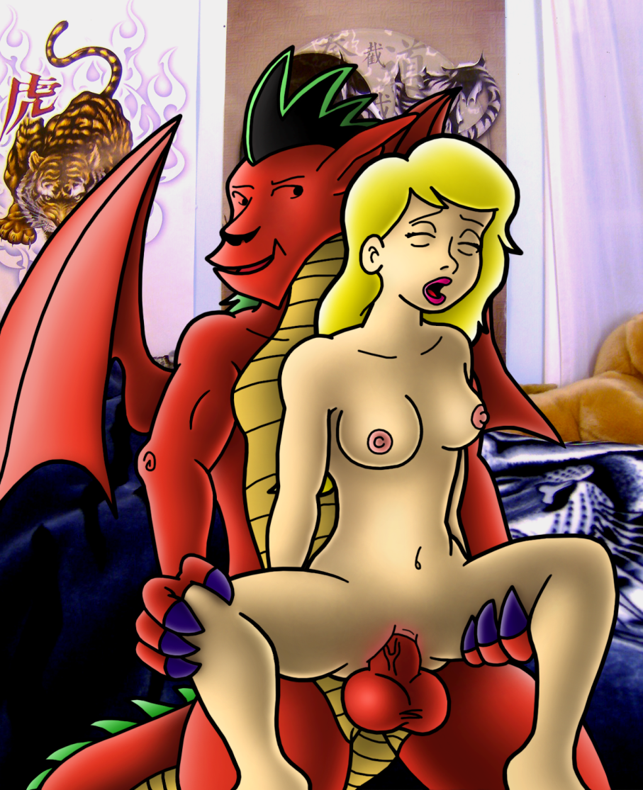 dark jake american long dragon dragon Yamada and the seven witches porn
