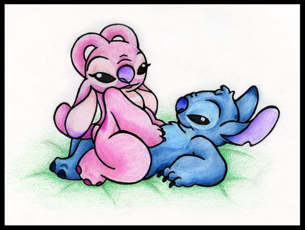 420 stitch lilo and experiment X3 nuzzles pounces on you song