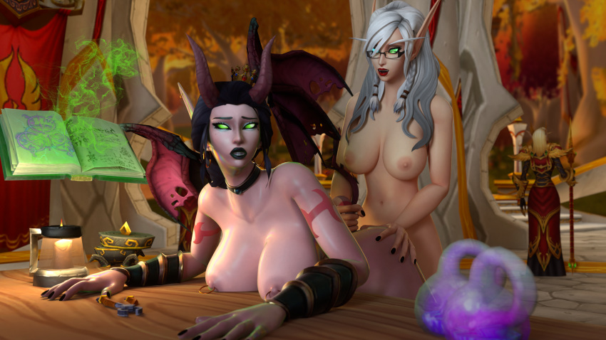 of blood world elf warcraft porn Assassin's creed odyssey where is daphne