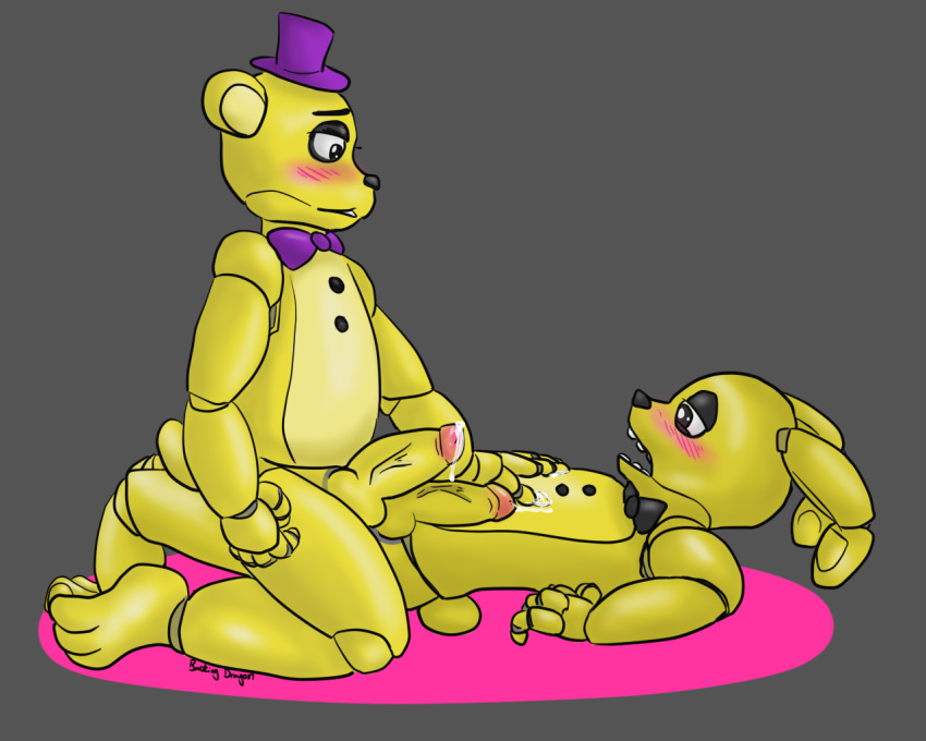 spring five nights bonnie at freddy's Anime girl playing video games gif