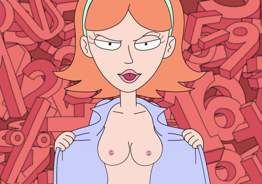 nude summer and rick from morty Yin-yang x-change alternative