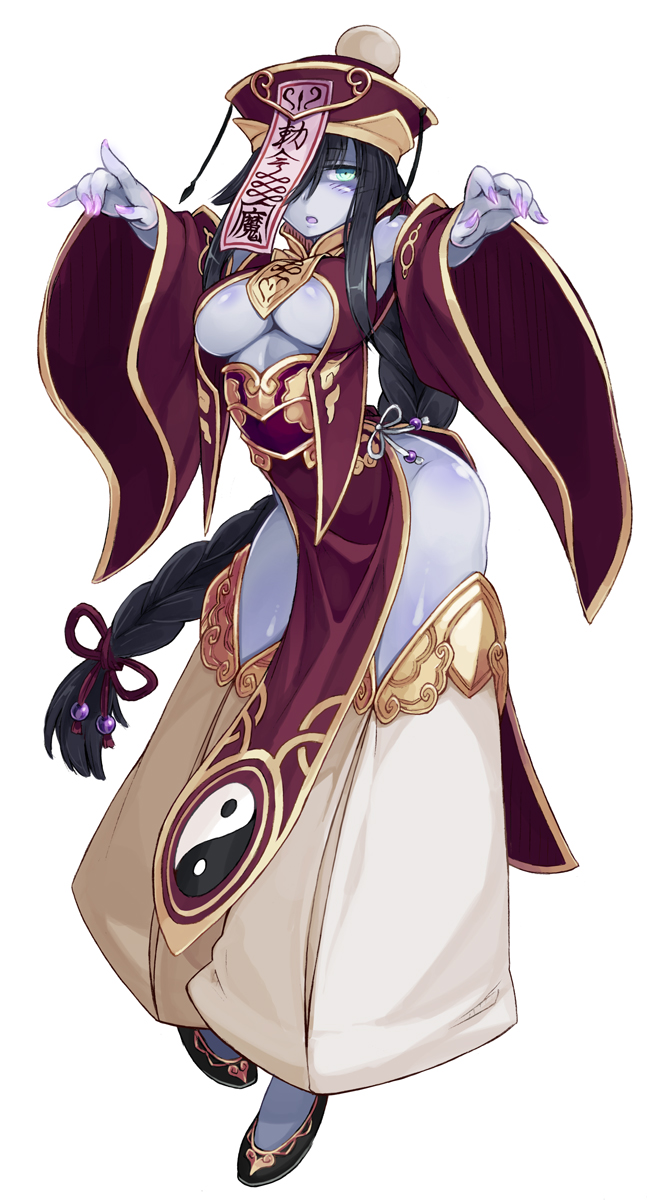 monster daily girl a life tionishia with Bat pokemon with heart nose