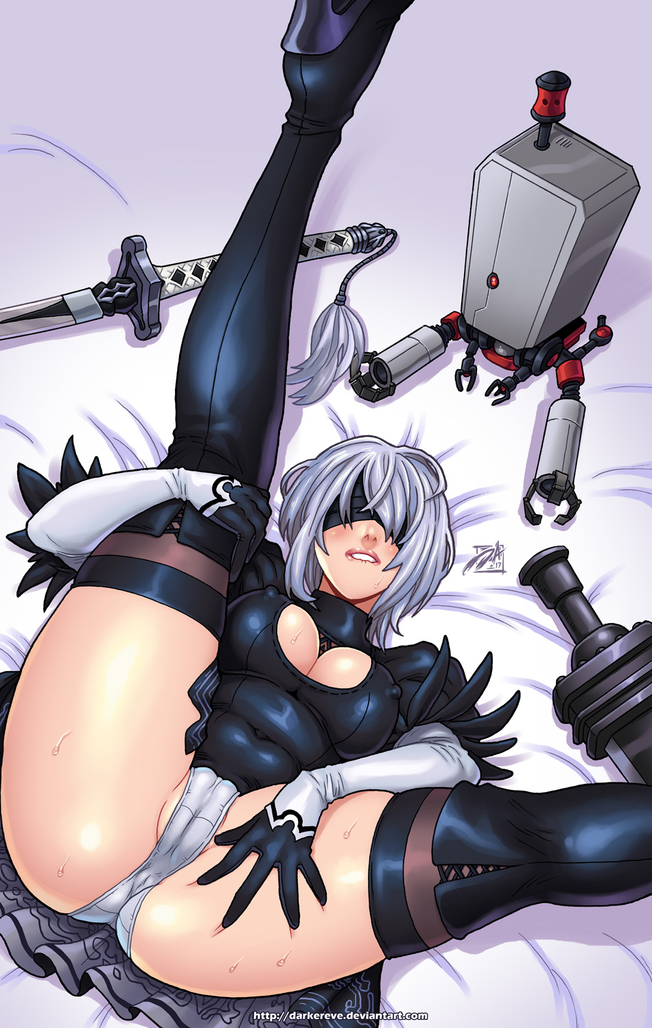 4k 2b nier automata nude wallpaper hd Witch from clash of clans